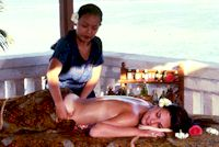 Enjoy a relaxing massage in Bali, the romantic island of the gods
